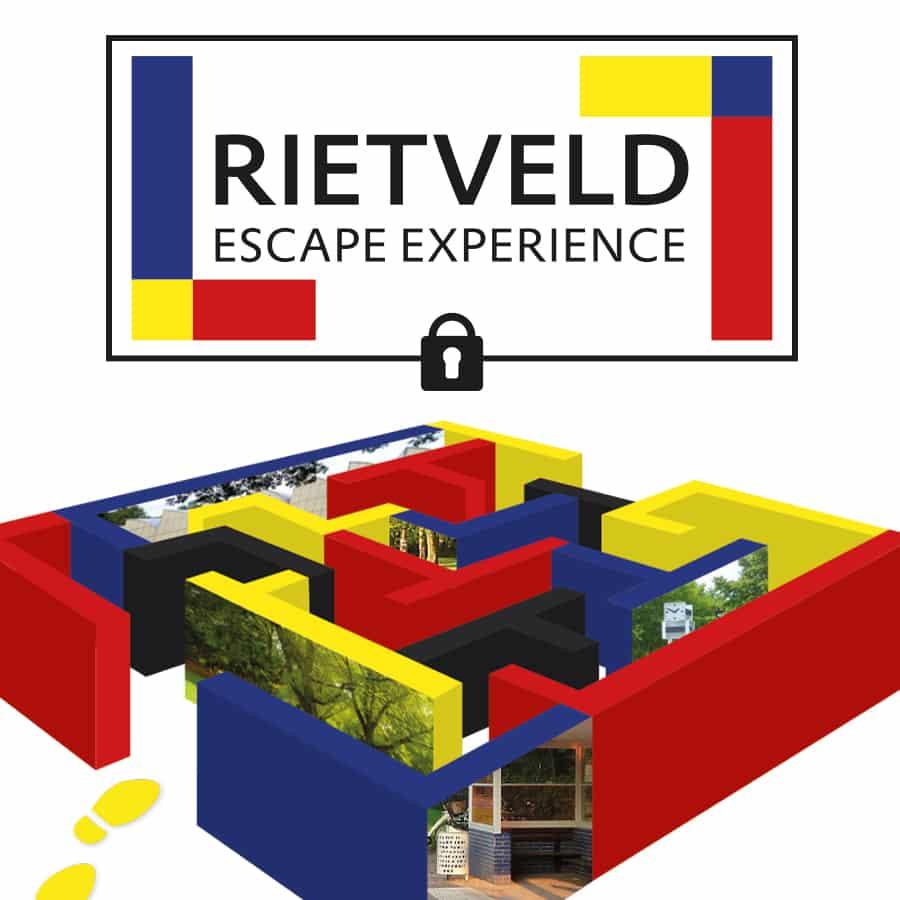 Logo Rietveld Escape Experience