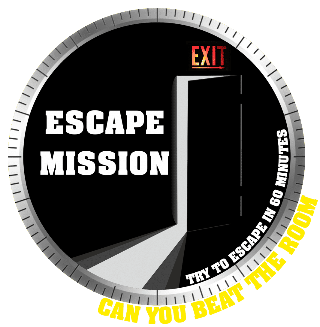 Logo Escape Mission Capelle a/d IJssel