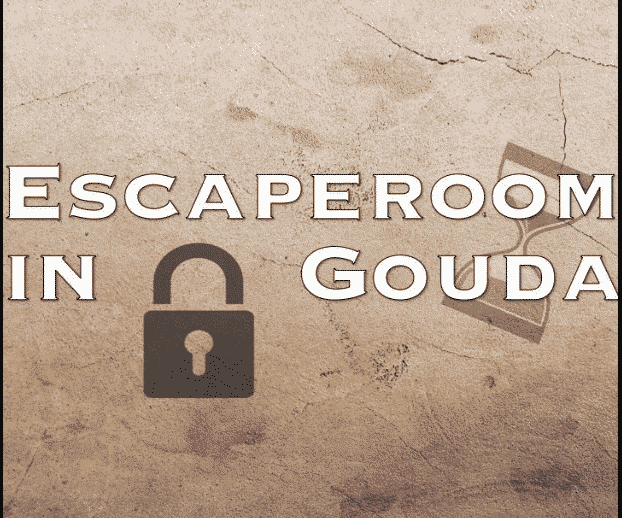Logo Escaperoom in Gouda