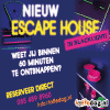 Logo Escape House Horst