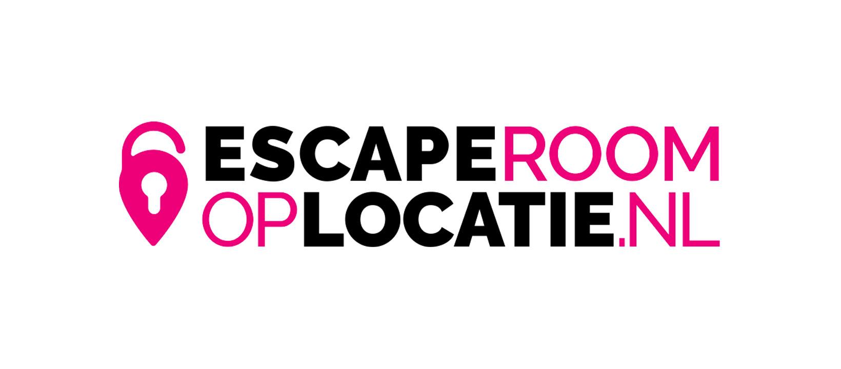 Logo Escape Room op Locatie