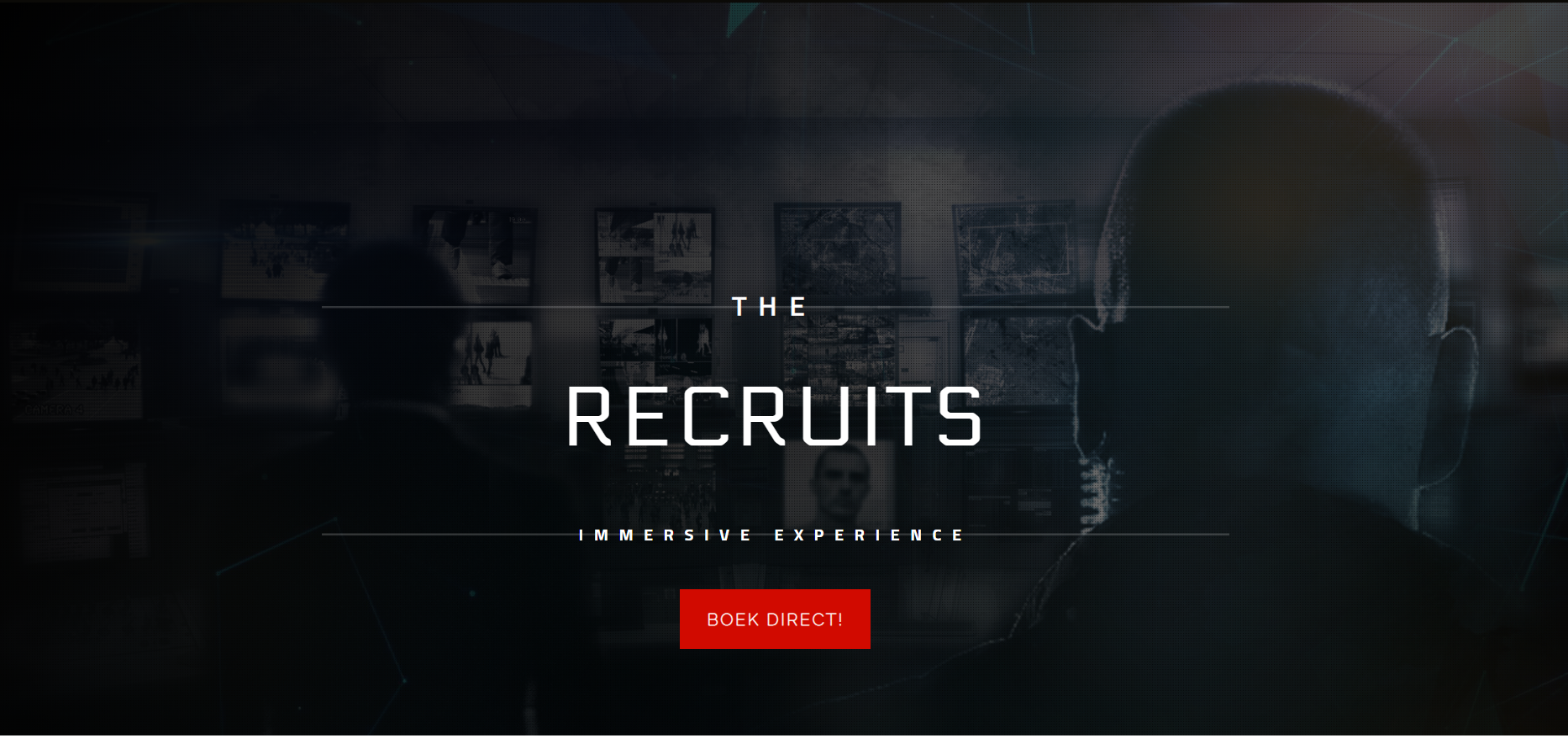Logo The Recruits