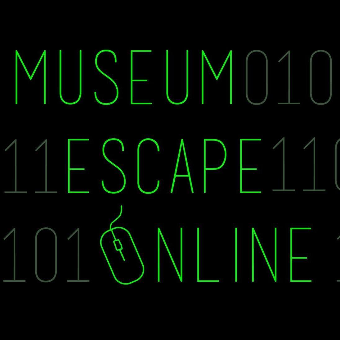 Logo Museum Escape Online