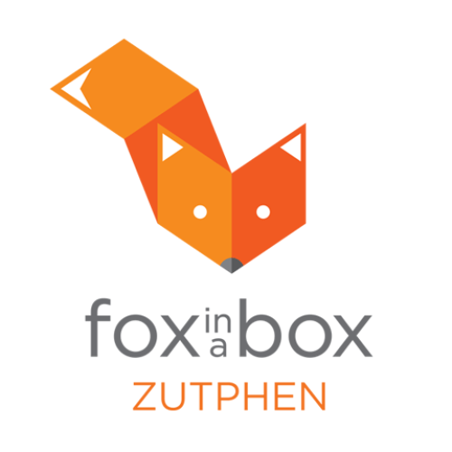 Logo Fox in a Box Zutphen