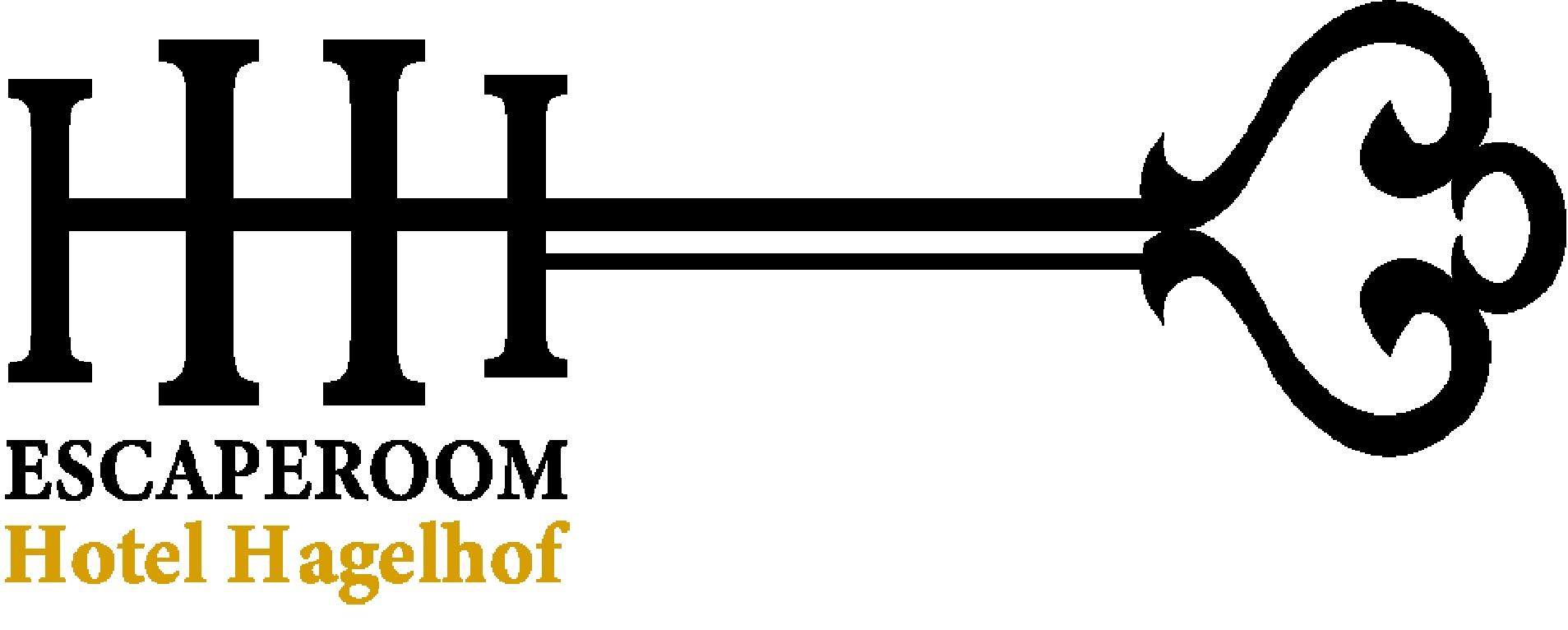 Logo ESCAPEROOM Hotel Hagelhof