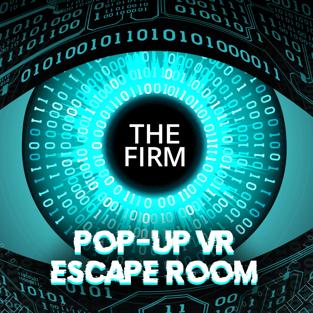 Logo VR Escape Room The Firm – Gemert