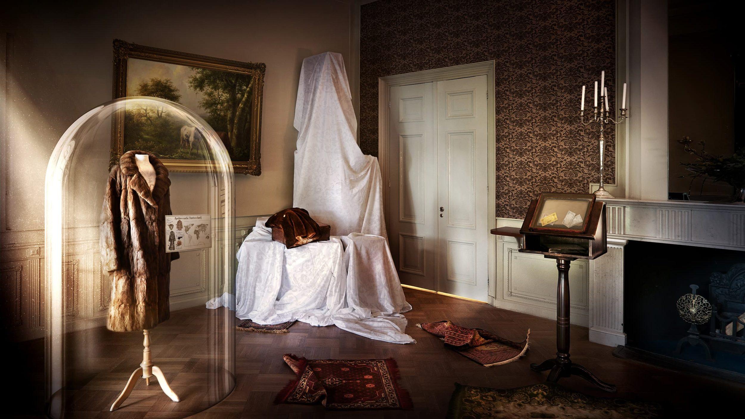 alt-Marias Eeuwige Villa Online Escape Room 1